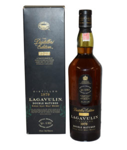 Lagavulin Distillers Edition 1979