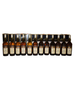 Rare Malts Selection (12 Bottles)