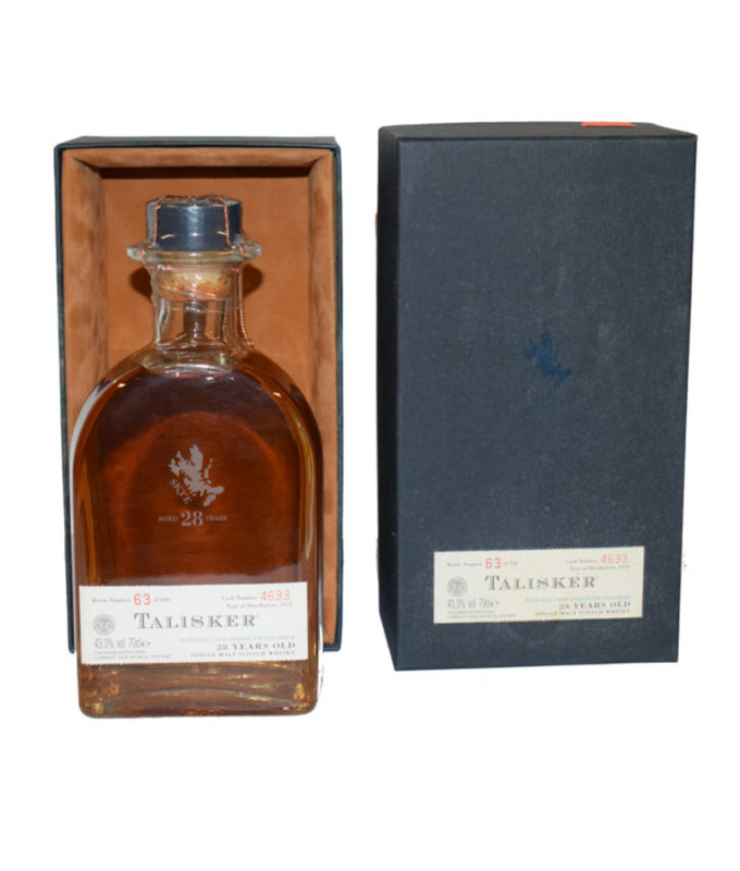 Talisker 1973, 28 Year Old