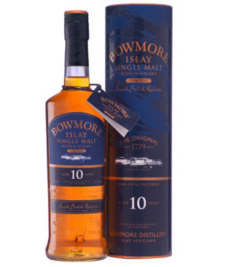 Bowmore Tempest, 10 Year Old