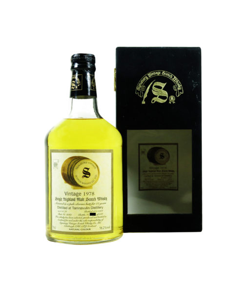 Tamnavullin 1978, 22 Year Old by Signatory Vintage