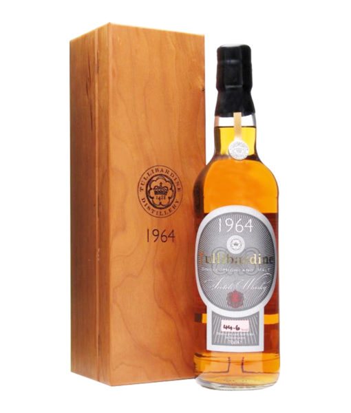 Tullibardine 1964, Official Bottle – Copy