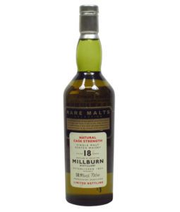 Millburn 18 Year Old, 1975, Rare Malts Collection