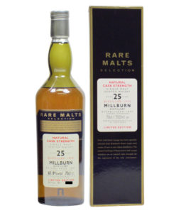 Millburn 25 Year Old, 1975, Rare Malts Collection
