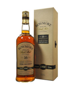 Bowmore 16 Year Old, 1990