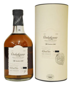 Dalwhinnie 36 Year Old, 1966 Bottle #574