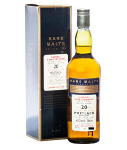 Mortlach 20 Year Old Official Bottling by Rare Malts