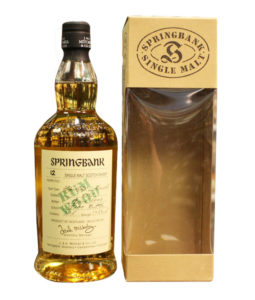 Springbank 12 Year Old, 1989