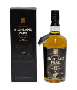 Highland Park 12 Year Old St. Magnus Festival 2006 Limited Edition