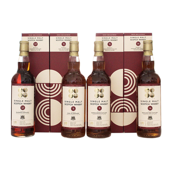 Octaves Single Malt Whisky